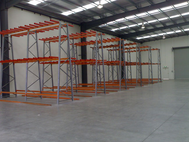 A Frame Racking