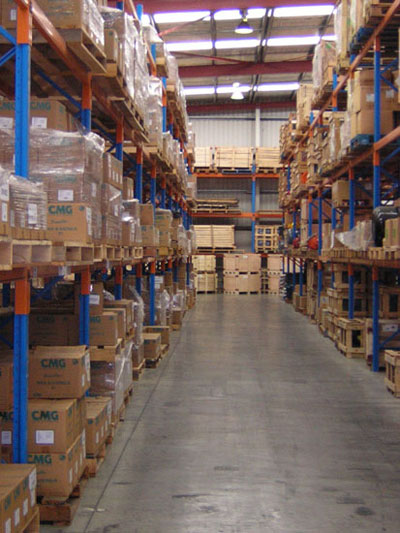 Second Hand Pallet Racking Amp Used Warehouse Racking
